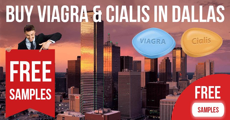 Buy Viagra and Cialis in Dallas