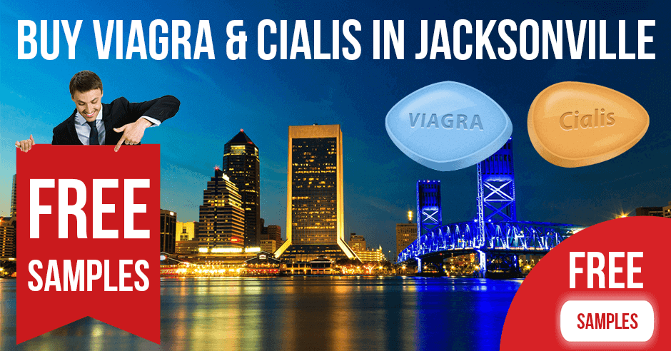 Buy Viagra and Cialis in Jacksonville, Florida