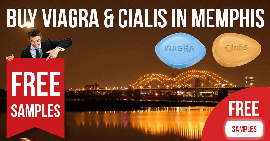 Buy Viagra and Cialis in Memphis