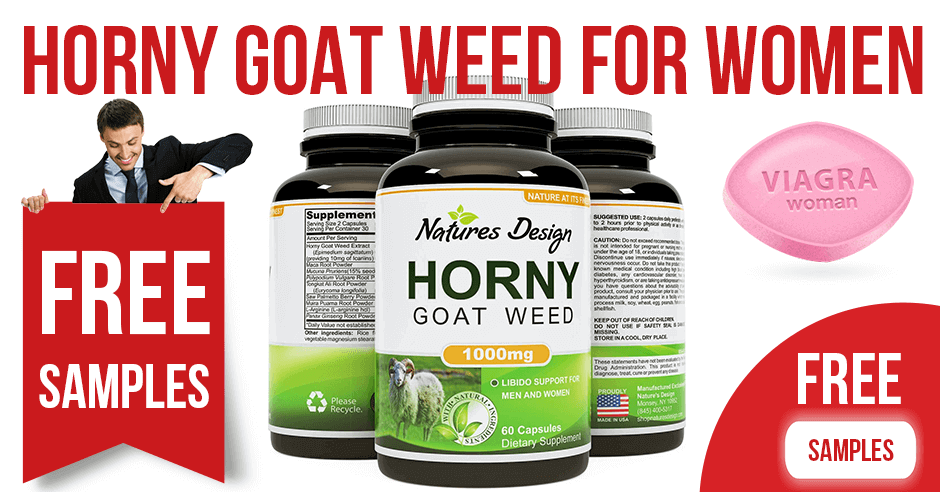 Horny Goat Weed for Women