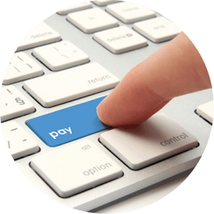 Pay in internet