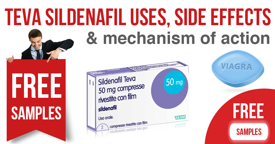 Teva Sildenafil Uses, Side Effects, Mechanism of Action