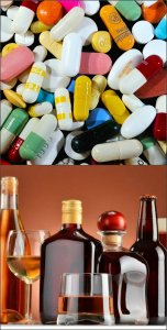 Interactions with drugs and alcohol