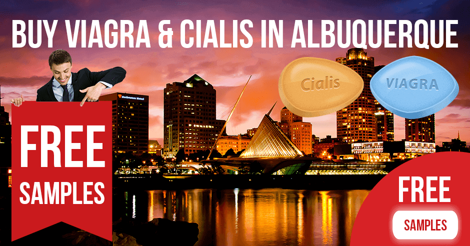 Buy Viagra and Cialis in Albuquerque, New Mexico