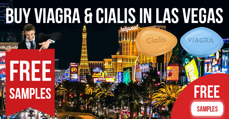Buy Viagra and Cialis in Las Vegas, Nevada
