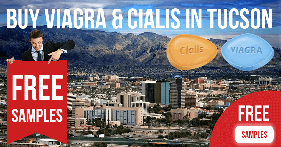 Buy Viagra and Cialis in Tucson