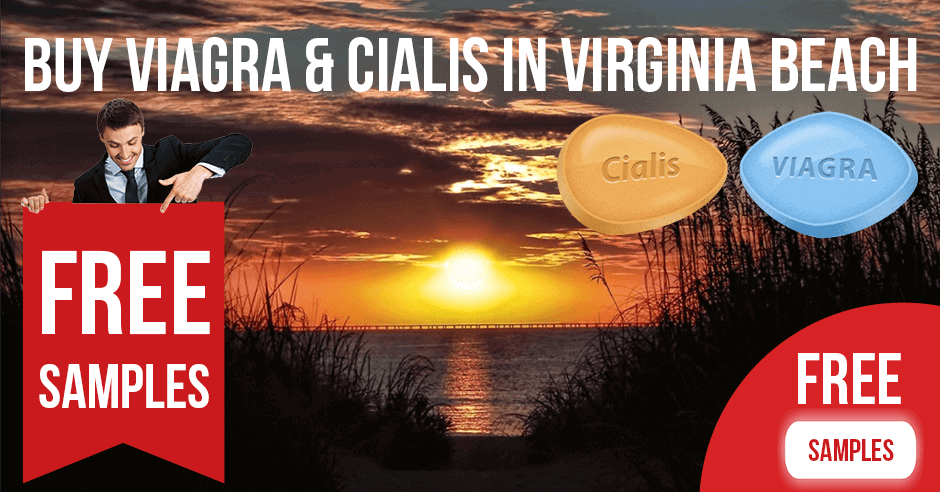 Buy Viagra and Cialis in Virginia Beach