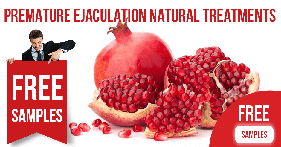 Premature Ejaculation Natural Treatments