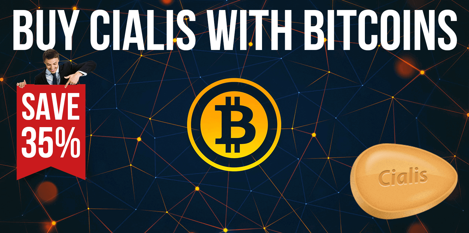 Buy Cialis with Bitcoins