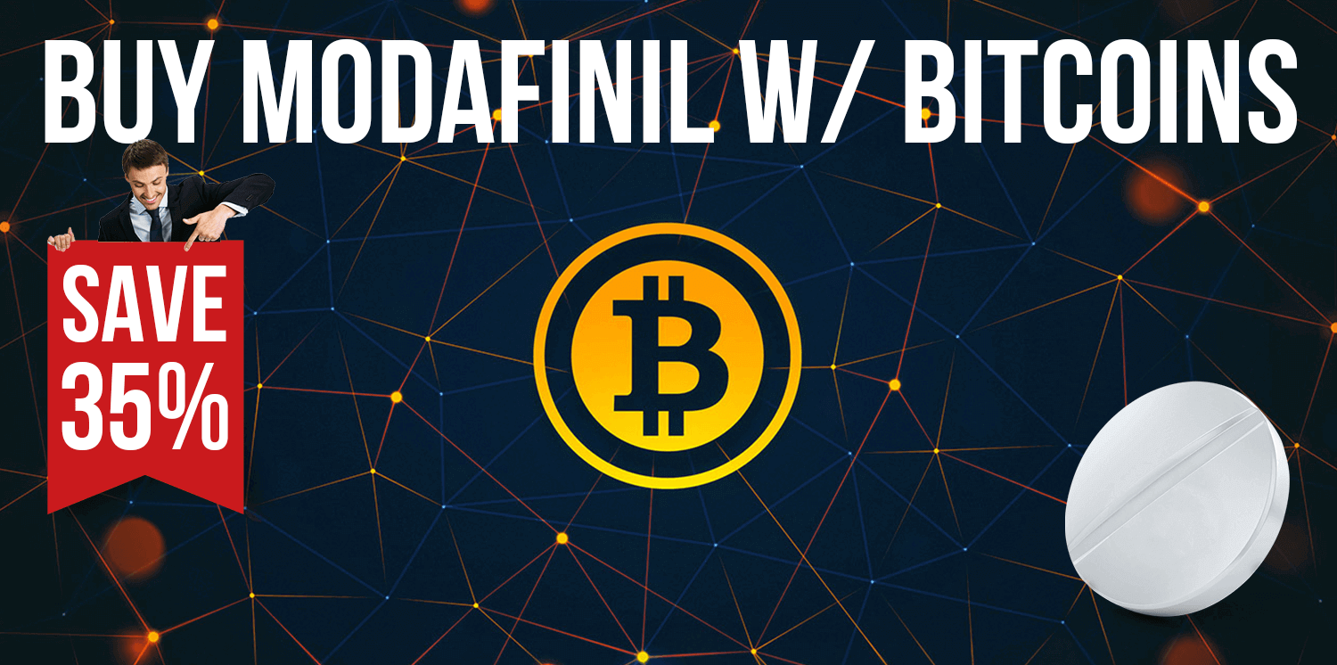Buy Modafinil with Bitcoins
