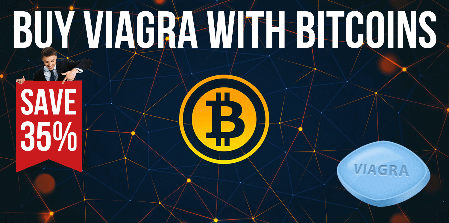 Buy Viagra with Bitcoins
