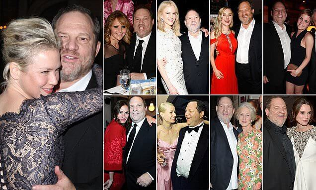 Victims of Harvey Weinstein