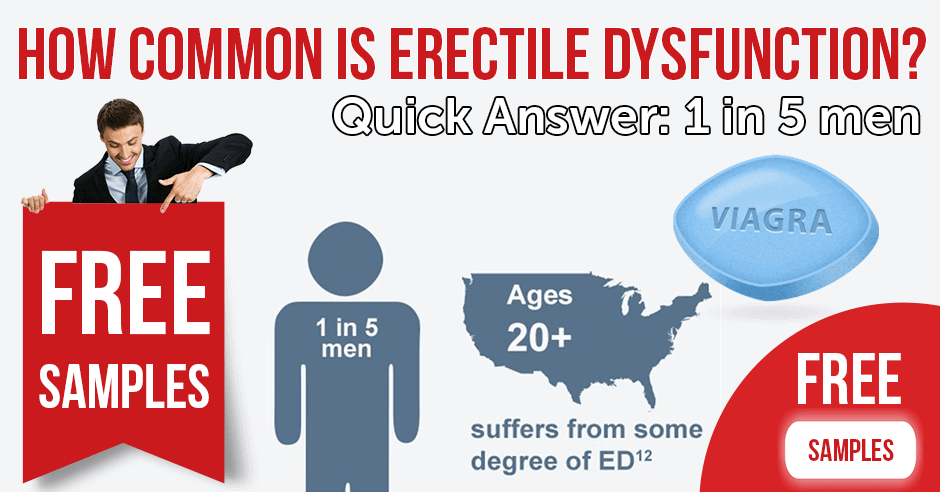 How Common Is Erectile Dysfunction