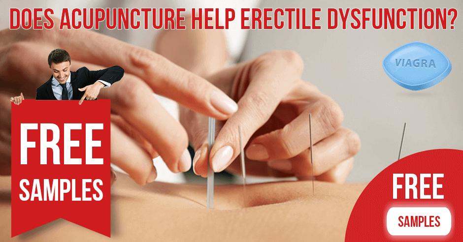 Does acupuncture help erectile dysfunction