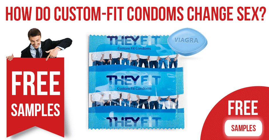 How Do Custom-Fit Condoms Change Sex?