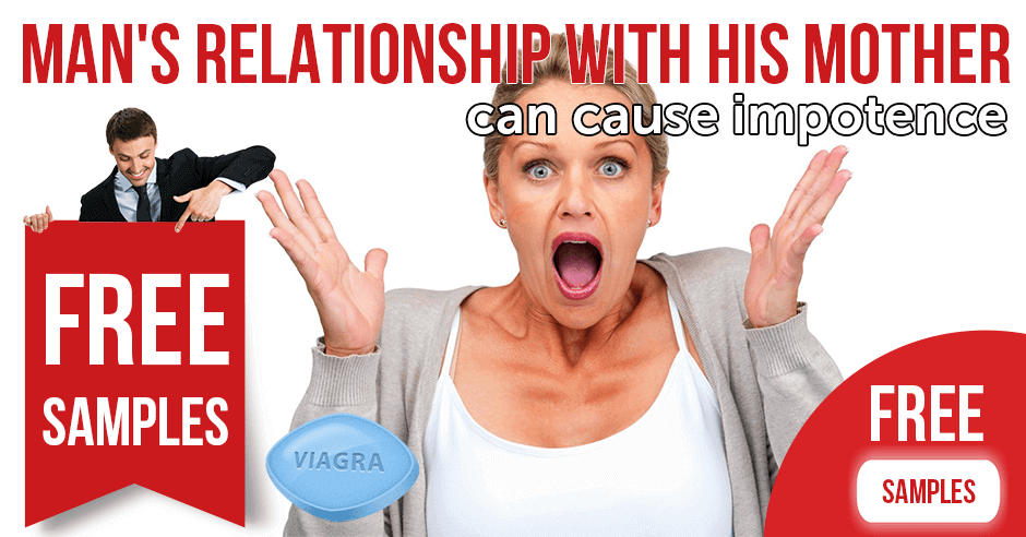 Man's relationship with his mother can cause impotence