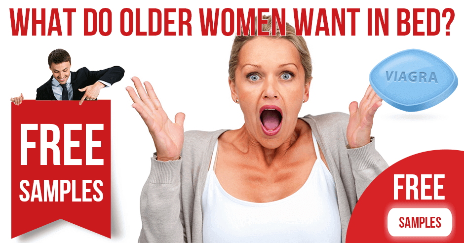 What Do Older Women Want in Bed?