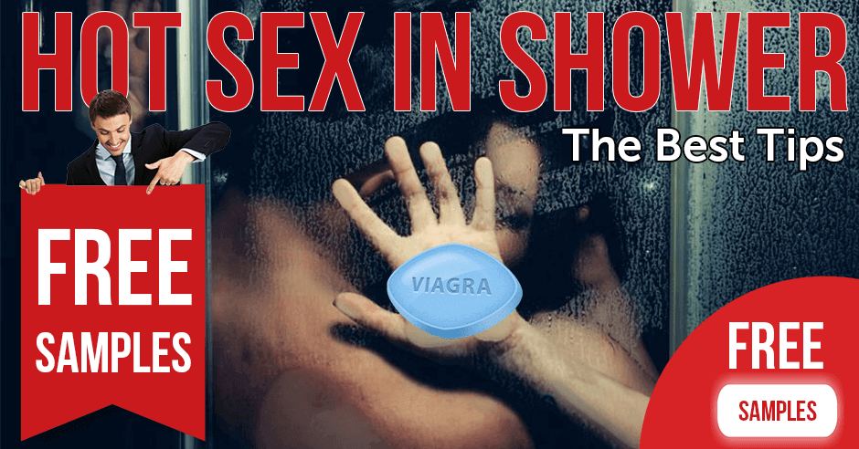 How to have great sex in the shower