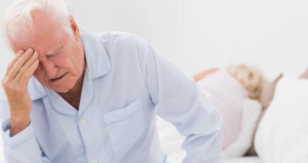 Severe erectile dysfunction