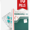 Kamagra 100 mg x 10 Tabs