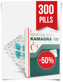 Kamagra 100 mg x 300 Tabs
