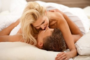 Pleasure during sexual intimacy