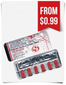 Sidalis Sildenafil plus Tadalafil 120 mg