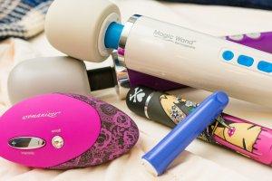 Suction vibrators
