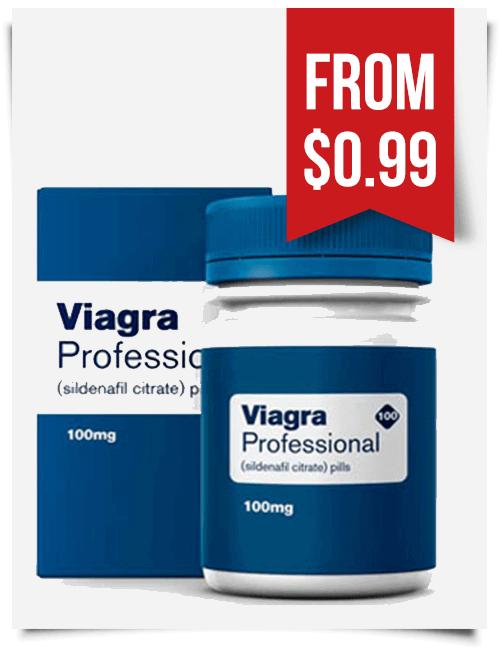 Viagra Professional Sildenafil Citrate 100 mg