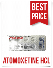 Buy Generic Strattera Tablets Atomoxet 40mg Atomoxetine Hcl