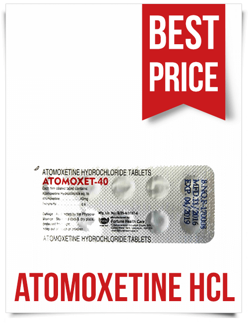 Buy Real Strattera 40 mg