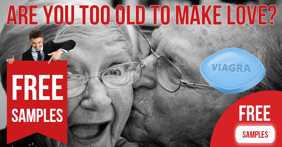 Are you too old to make love