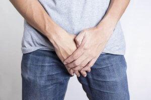 Pain in penis
