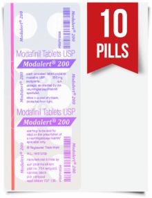 Modalert 10 pills