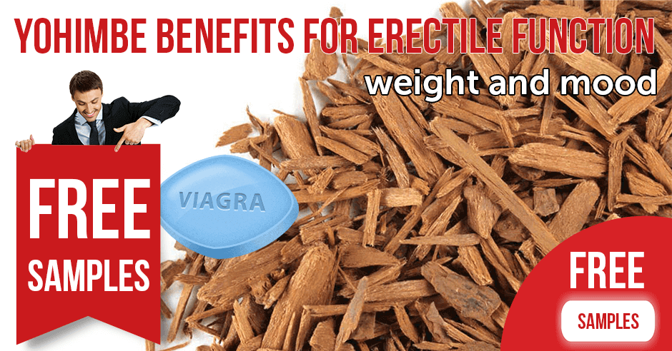 Yohimbe benefits for erectile function, weight and mood