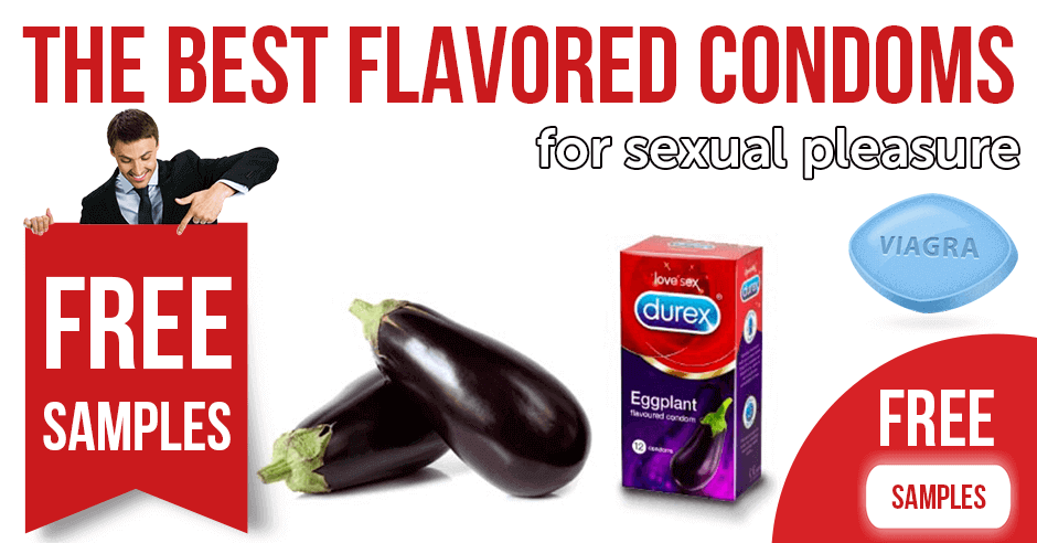 Best flavored condoms for sexual pleasure