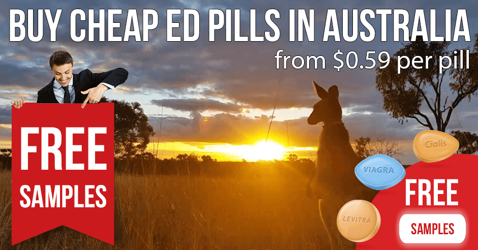 Erectile dysfunction tablets and premature ejaculation pills in Australia