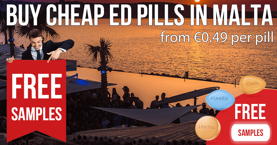 Best place to buy Viagra and Cialis in Malta